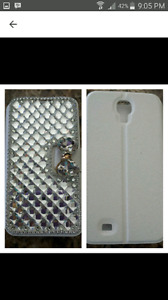 SAMSUNG GALAXY S4  BLING CASE
