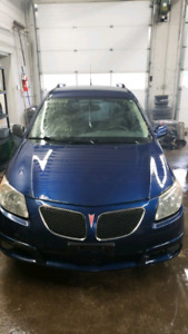 2007 Pontiac Vibe . For Export. Clean title