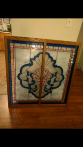 Large Stain Glass Windows