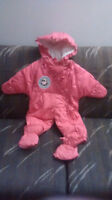 Happy Baby snow jumper for girl 12 months and more