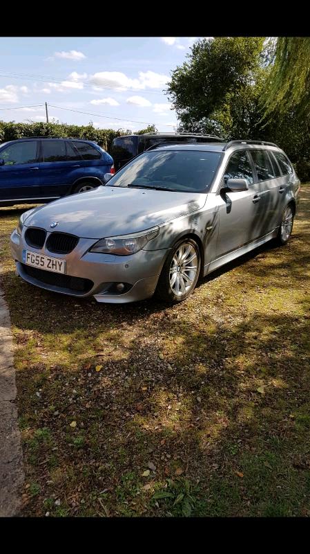 BMW 523i Sport touring | in Attleborough, Norfolk | Gumtree