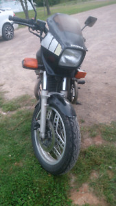 1983 Honda cx650e