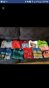 Boys size 9 shirts