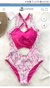 Cupshe Bathing Suit