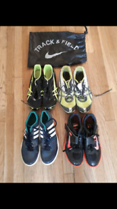 Track and Field & Cross Country Spikes