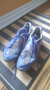 Adidas predator soccer cleats, size 13 - $30