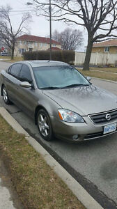 2004 Nissan Altima 3.5 with Safety and E Test included