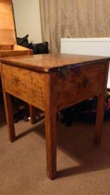 Old skool desk