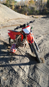 Trades Welcome 2008 crf450r