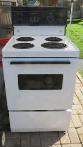 """24"""" McClary electric stove"""
