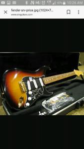 Srv Stratocaster Usa