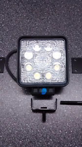 HIGH POWER LED WORK  LIGHTS STARTING AT 35.00 EACH