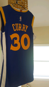 Brand new 2018 Steph Curry Golden State Warriors Jersey