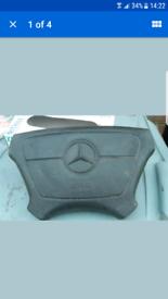 Mercedes C-Class steering wheel airbag model W202 (1999-2000)