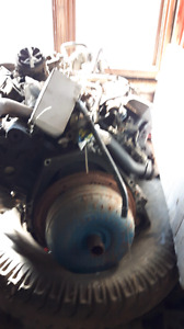 7.3 liter  engine 1998 out of a  E350 A225