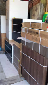 BRAND NEW KITCHEN CABINETS VARIOUS SIZES