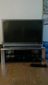 "Television SONY 50."""