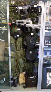 Grande vente d'article de paintball Airsoft et arc a flèche!!!!!