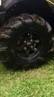 Stock rims for 2014 brute force