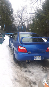 2004 Subaru Wrx (Read ad before responding)
