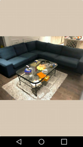 Brand new condition ikea kivik sectional