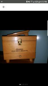 Vintage Ronson Electric Shoe Shine Box