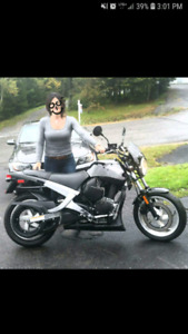 2009 buell blast 500 mint condition