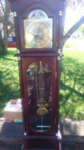 Horloge grand pere