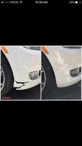 Mobile or shop Affordable auto body repair rust dents Collision