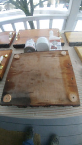 Cuttingboards/ serving trays