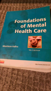 foundations of mental health care. sheridan college psw