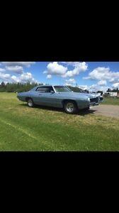 1969 Pontiac  laurentian