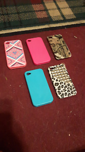 IPhone 4 cases for sale