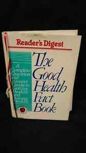 Reader's Digest The Good Health Fact Book