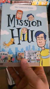 Mission Hill The Complete Series DVD