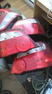 Tail light impreza 04@ 07