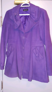 Womans Fall/Spring Jacket Size Large