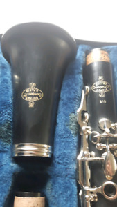Buffet B10 Clarinet....squeek free and clean