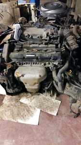 2006 Kia Sportage engine and Transmission