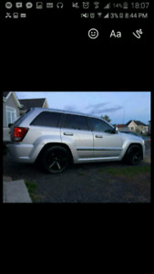 Jeep monter srt8  2005