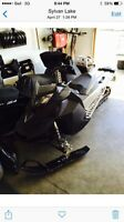 2009 ski doo summit 800 154""