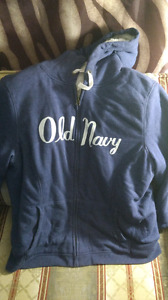 Hoodies (Old Navy and Niagra Falls)