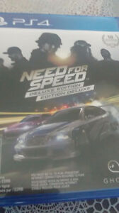 Need For Speed PS4 ONLY $30!! Or trade for GTA 5 V