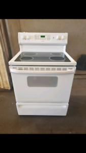 HOTPOINT STOVE SELF CLEANING STOVE  $300 OBO
