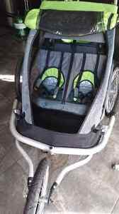 Croozer 535  (3 in 1) Double Trailer
