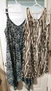 EUC 2XL DRESSES