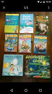 Youth books - set of 8