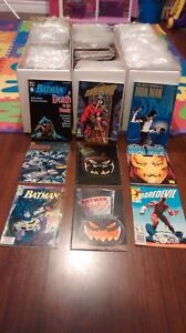 Marvel / DC Comic Book Collection For Sale- Reduced Prices!