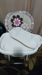 Baby Trend high chair good condition