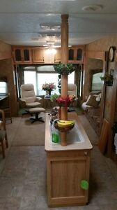 Very well maintained Challenger by Keystone 5th wheel